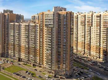 Высота корпусов от 16 до 25 этажей